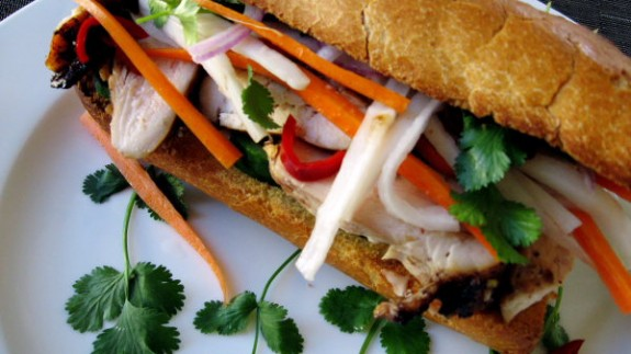chicken banh mi recipe