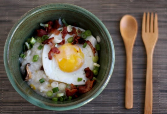 Project Food Blog congee